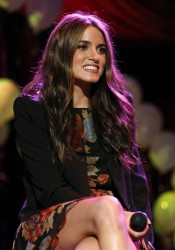 Никки Рид, фото 971. Nikki Reed 'The Twilight Saga: Breaking Dawn: Part 1' Concert Tour at the House Of Blues Chicago on November 8, 2011 in Chicago, Illinois, foto 971
