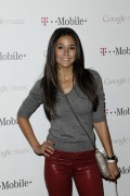 Эммануэль Шрики, фото 1667. Emmanuelle Chriqui Launch of Google Music at Mr. Brainwash Studios on November 16, 2011 in Los Angeles, California, foto 1667