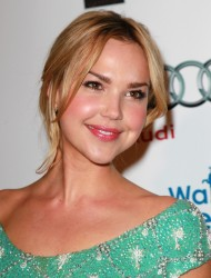 Ариэль Кэбл, фото 821. Arielle Kebbel - The Ripple Effect dinner party - LA - 10/12/11, foto 821