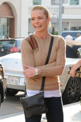 Джэйми Прессли, фото 1245. Jaime Pressly after lunch at La Scala in Beverly Hills, december 14, foto 1245