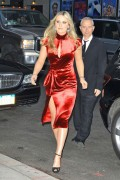 Lindsey Vonn Arriving at The Late Show With David Letterman in NYC 12/22/11