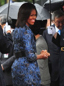 Congressman apologizes for criticizing Michelle Obama�s 'large posterior'?!