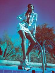 Жизель Бундхен, фото 2299. Gisele Bundchen Versace S/S 2012, foto 2299