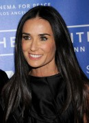 Деми Мур, фото 1219. Demi Moore - Sean Penn And Friends Cinema For Peace Event in Beverly Hills, january 14, foto 1219