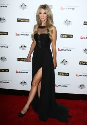 Дэльта Гудрэм, фото 1554. Delta Goodrem G'Day USA Black Tie Gala in Hollywood - 14.01.2012, foto 1554