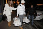 Мэрайя Кэри, фото 6089. Mariah Carey December, 31 2011 Out & about in Aspen, foto 6089
