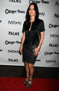Кортни Кокс, фото 1720. Courteney Cox 'Cougar Town' Viewing Party at Moon Nightclub in Las Vegas - January 21, 2012, foto 1720
