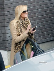Эмма Бантон, фото 2278. Jan. 23th - London - Emma Bunton Leaving ITV Studios, foto 2278