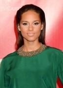 Алиша Киз (Алисия Кис), фото 2974. Alicia Keys 2012 MusiCares Person Of The Year Gala in LA - February 10, 2012, foto 2974