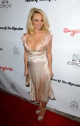 Pamela Anderson @ Fame Post Grammy Party in LA February 12, 2012 HQ x 4