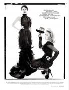 Мадонна (Луиза Чикконе Ричи), фото 1209. Madonna (Louise Ciccone Ritchie)-Harpers Bazaar Russia February 2012, foto 1209