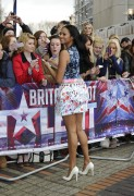Alesha Dixon at Britains Got Talent Auditions in Birmingham 17th February x13