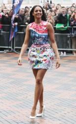 Алеша Диксон, фото 253. Alesha Dixon 'Britains Got Talent' auditions, Feb 17, foto 253