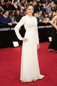 Шэйлин Вудли, фото 845. Shailene Woodley 84th Annual Academy Awards in LA, 26.02.2012, foto 845