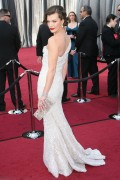 Милла Йовович, фото 2003. Milla Jovovich 84th Annual Academy Awards - February 26, 2012, foto 2003