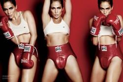 Дженнифер Лопес, фото 8816. Jennifer Lopez V magazine's Spring sports issue, foto 8816