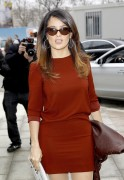 Salma Hayek @ Balenciaga Pret A Porter Autumn/Winter 2012-13 March 1, 2012 HQ x 12