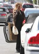 Дженнифер Лав Хьюит, фото 9055. Jennifer Love Hewitt - out shopping in Hollywood 03/01/12, foto 9055