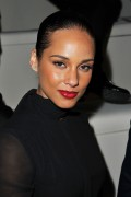 Алиша Киз (Алисия Кис), фото 3113. Alicia Keys Valentino Ready-To-Wear Fall/Winter 2012 show - 06/03/2012, foto 3113