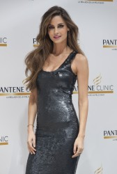 Арианднэ Атилес, фото 455. Ariadne Artiles the Opening of Pantene Clinic in Madrid, 07.03.2012, foto 455