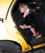 Leven Rambin - leggy candids in  NYC - 3/30/2012 - X 12HQ