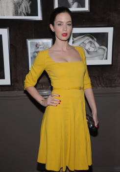 Emily Blunt - Elie Saab Private Dinner in New York City | April 05, 2012 |  7x HQ