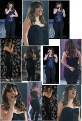 Kelly Clarkson Screencaps Duets