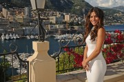 Sarah Shahi - Monte Carlo Festival Cocktail At Monaco State Minister 06/12/12