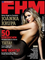 Joanna Krupa in FHM May 2006 (5 2006) Germany