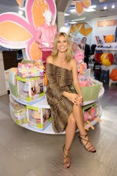 Heidi Klum @ Truly Scrumptious Collection Launch In NYC August 15, 2012 HQ x 3