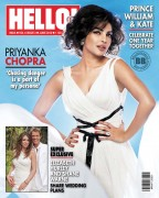 Priyanka Chopra - Hello! India June 2012