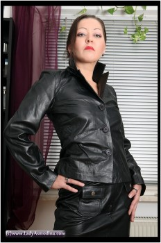 Cruel Lady Asmodina - 3 Picture Sets